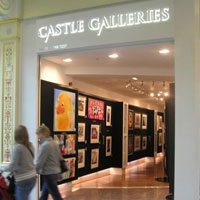 Castle Galleries, Harrods, London